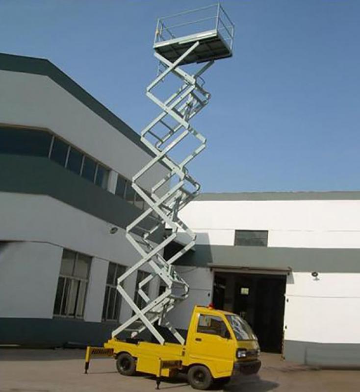 车载式升降货梯