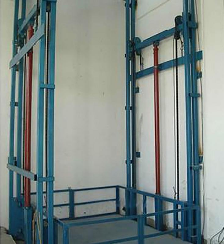 福建导轨式升降机货梯