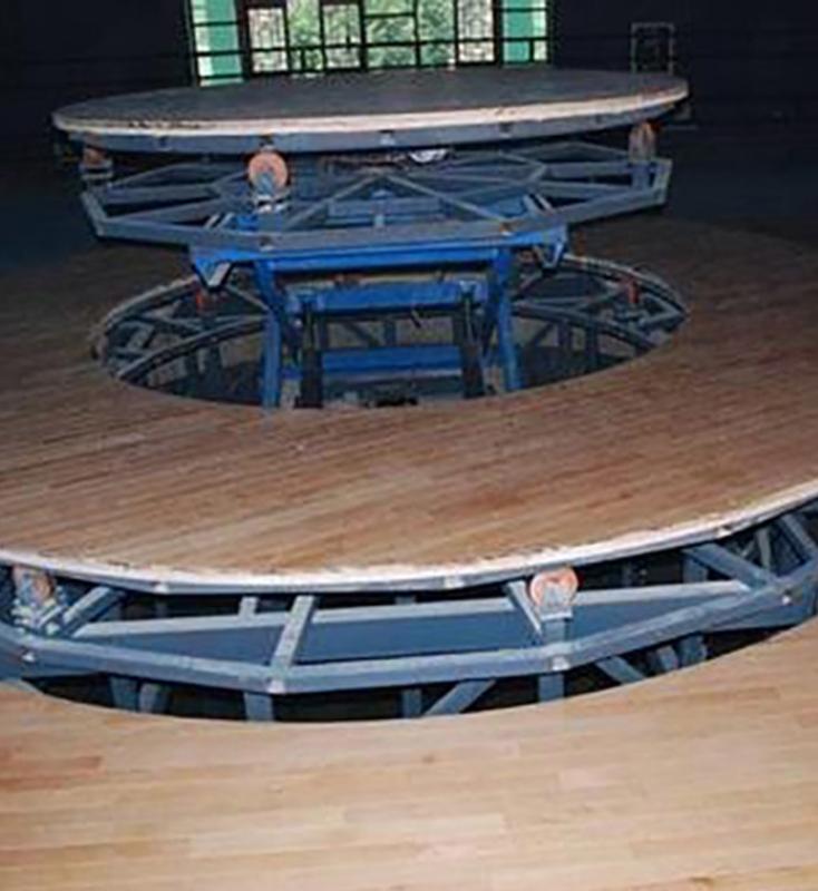 舞台升降机