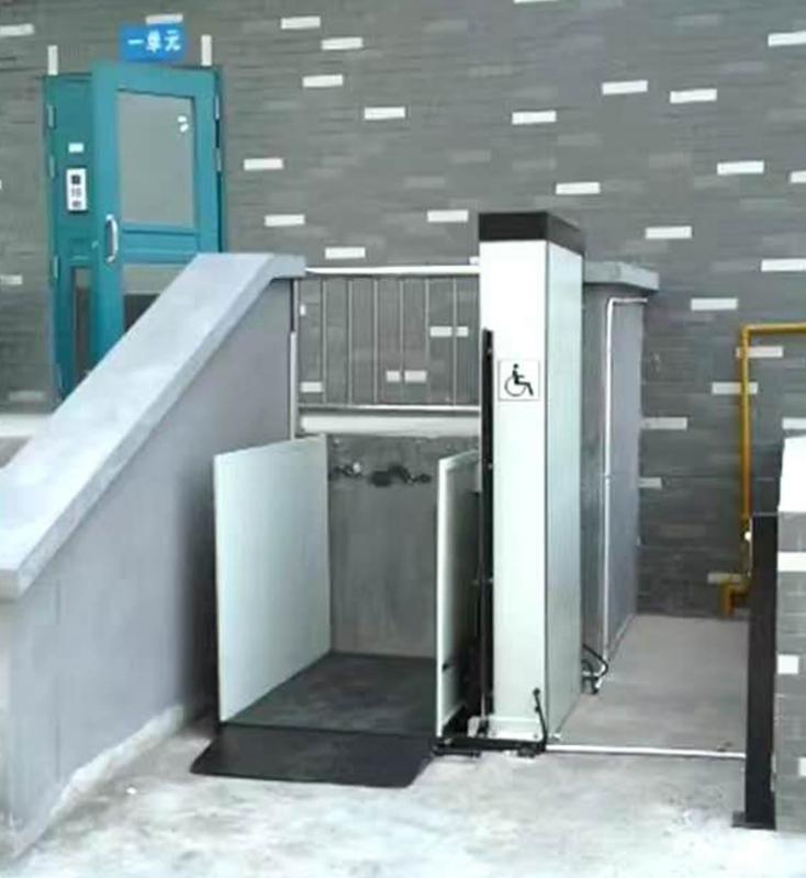 无障碍电梯机