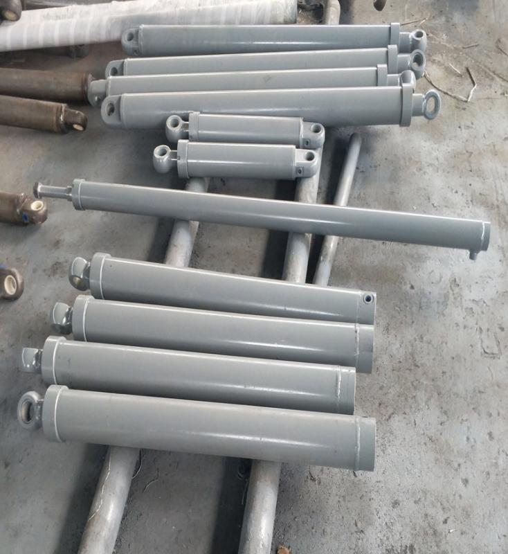 工程机械液压油缸