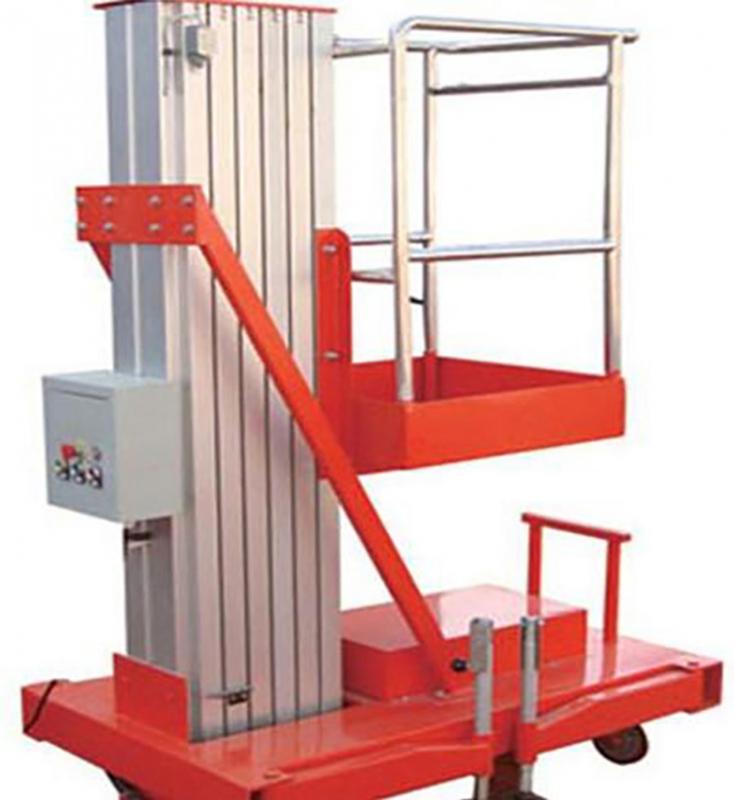 福建铝合金电动升降货梯