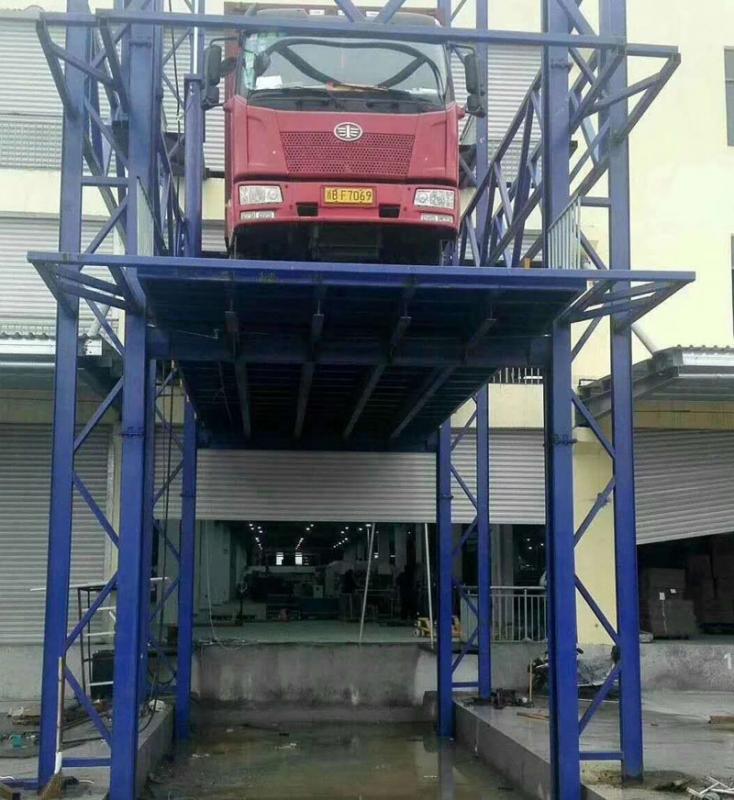 福建室外货梯